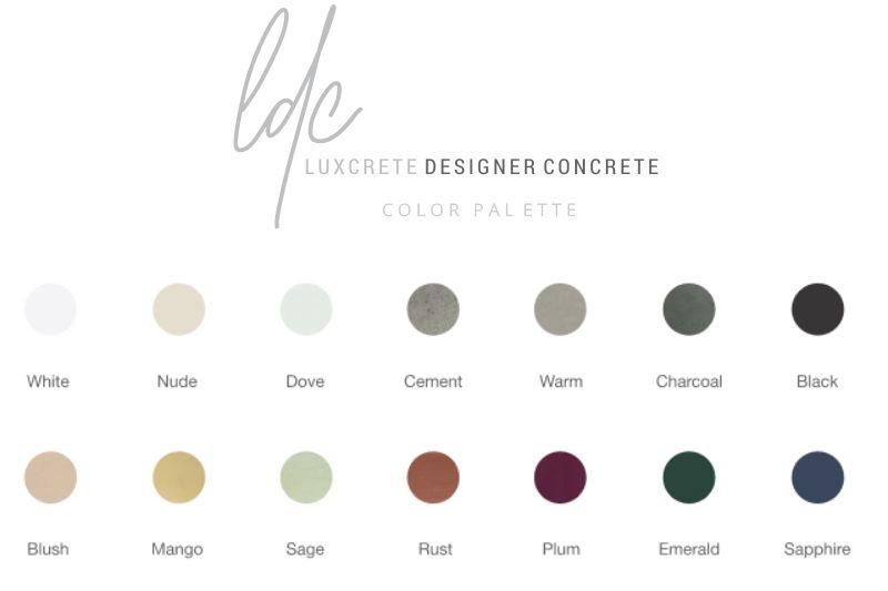 Basin Color Palette