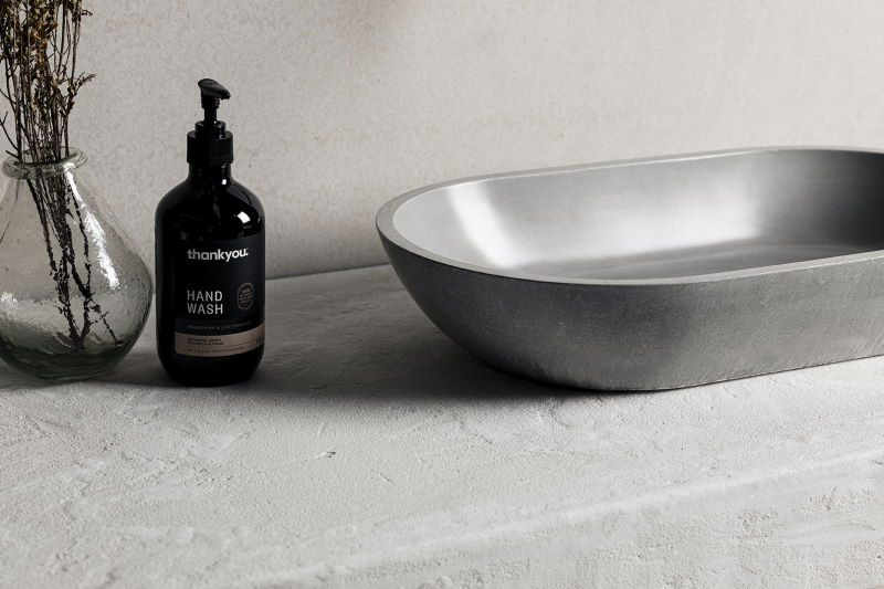 Buy Polished Concrete Basins
